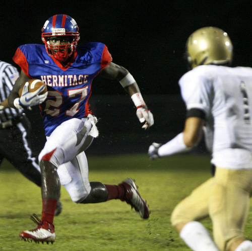 No. 1. DERRICK GREEN | RB | Hermitage High (Richmond) will play for Michigan