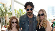 Anna Kendrick, Joe Manganiello and Kristen Bauer van Straten