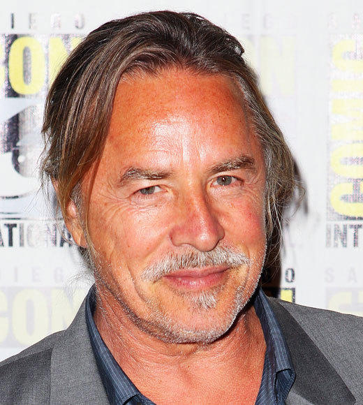 Celebs at Comic-Con 2012: Don Johnson