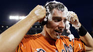 Teagarden hits walk-off HR in first game with Orioles as they beat Tigers in 13 innings
