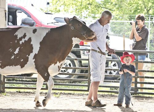 Photo Gallery: Mercer County Dairy Show To purchase photos visit http://amnews.mycapture.com