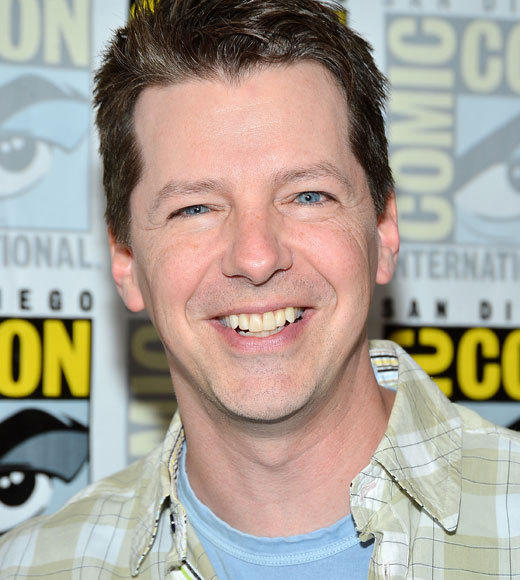 Celebs at Comic-Con 2012: Sean Hayes