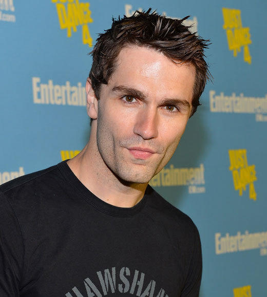 Celebs at Comic-Con 2012: Sam Witwer