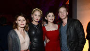 Emilie de Ravin, Jennifer Morrison, Ginnifer Goodwin and Josh Dallas