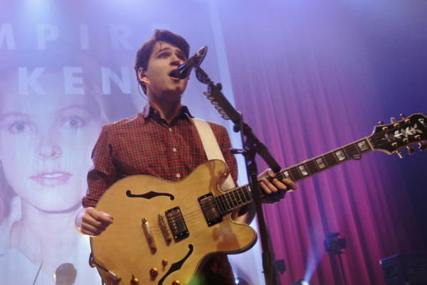 Vampire Weekend headlines Sunday at Pitchfork Music Festival.