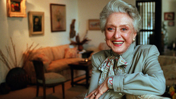 "In a career that spanned more than half a century, Celeste Holm played such varied roles as Ado Annie, ""The girl who just can't say no"" in ""Oklahoma!,"" a worldly theatrical agent in the 1991 comedy ""I Hate Hamlet,"" guest star turns on TV shows including ""Fantasy Island"" and ""The Love Boat,"" and Bette Davis' best friend in the film ""All About Eve."""
