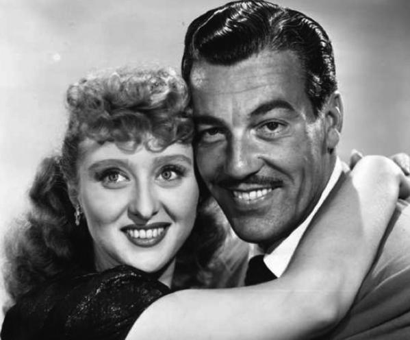 "Celeste Holm and Cesar Romeo starred in ""Carnival in Costa Rica,"" a 20th Century Fox musical about a young Costa Rican (Romeo) engaged to American singer (Holm) who returns home to find out his parents expect him to marry his childhood sweetheart."