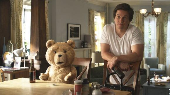 """Ted"" is dominating at the box office in Australia."