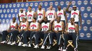 As an NBA assistant coach since retiring after a Hall of Fame career, Patrick Ewing might have a better seat than many of his contemporaries to compare this year's U.S. Olympic men's basketball team to the fabled Dream Team of 20 years ago.