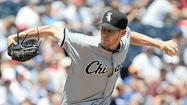 KANSAS CITY, Mo. — Chris Sale wasn't at his best Sunday when the White Sox needed him most.