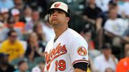 The Orioles turned in one of their most dramatic victories in recent memory Saturday evening, using two 13th-inning homers, including the game-winner by a backup catcher in his first game with the club, to beat the powerful Detroit Tigers.