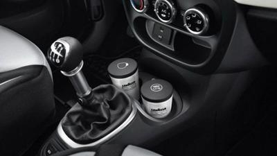 Fiat offering in-car espresso maker in new crossover