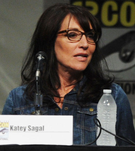 Celebs at Comic-Con 2012: Katey Sagal