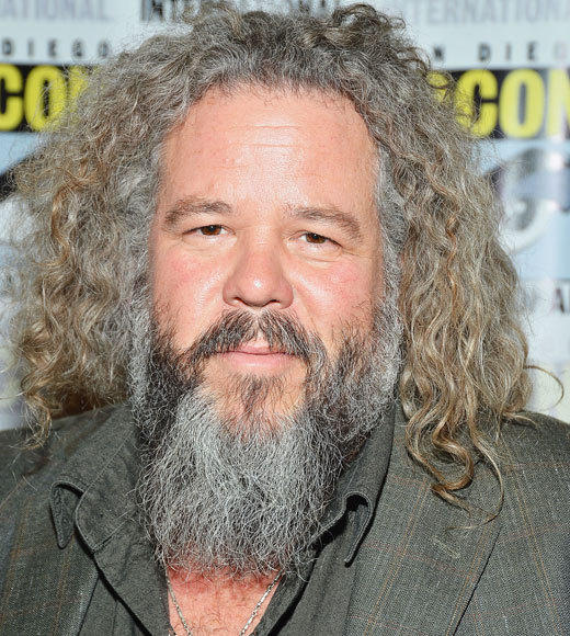 Celebs at Comic-Con 2012: Mark Boone Junior