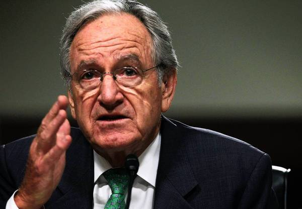 """We cannot simply stand by while our service members and veterans are being targeted and aggressively recruited by for-profit colleges just looking to make a quick buck,"" said Sen. Tom Harkin (D-Iowa)."