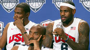 Dream Team vs. 2012 U.S. Olympic team: Who would win?