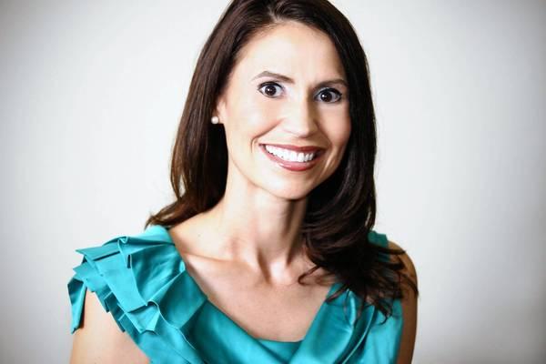 Jennifer Aluart, station manager, Reach-FM, Fort Lauderdale