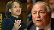 Top-paid lobbyists in Maryland 2012 [Pictures]