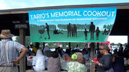 Pictures: Tariq's Memorial Cookout