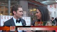 2012 Ford Theater Gala with Matthew Morrison from Glee, Hardball's Chris Mathews, Nancy Pelosi [D-CA], Laurence Fishburne, and Morgan Freeman.