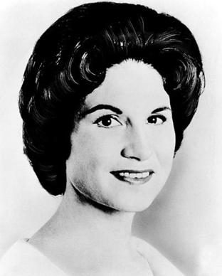 "Kitty Wells, the long-reigning ""Queen of Country Music,"" laid a template for female singers in country music that started a shift in traditional male-female roles in rural society."