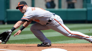 Orioles pregame: Tolleson starting at second base for Orioles