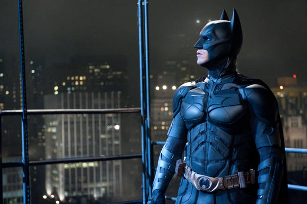 Finally! A great actor plays a dark, complex version of the Batman. Christian Bale and Christopher Nolan have teamed up twice already to make movie magic in Gotham City; here's hoping the third time is just as good.