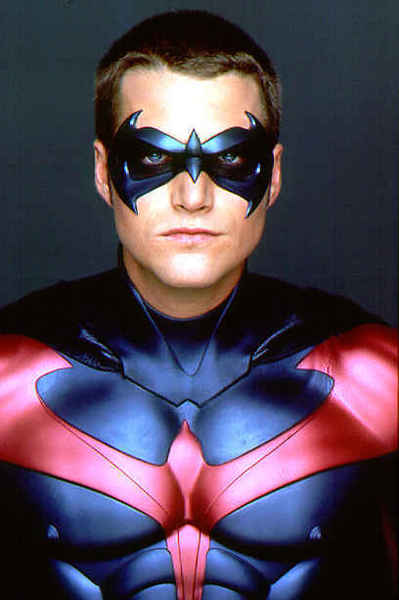 The Boy Wonder got a handsome makeover with Chris O'Donnell in the third and fourth '90s Batman movies. But he, like the movies, was pretty forgettable.