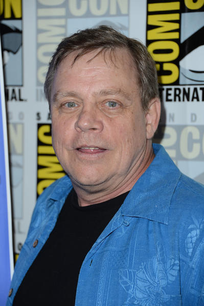 What's that? You don't remember Luke Skywalker ever appearing in Batman? Well, silly, that's because he was the Joker in the animated series! That's your random fact of the day.