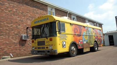 The Somerset County Bookmobile