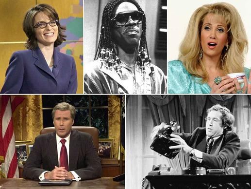 "A look at memorable characters from some of the best-known ""Saturday Night Live"" cast members -- and how the comedy stars fared after leaving the show."