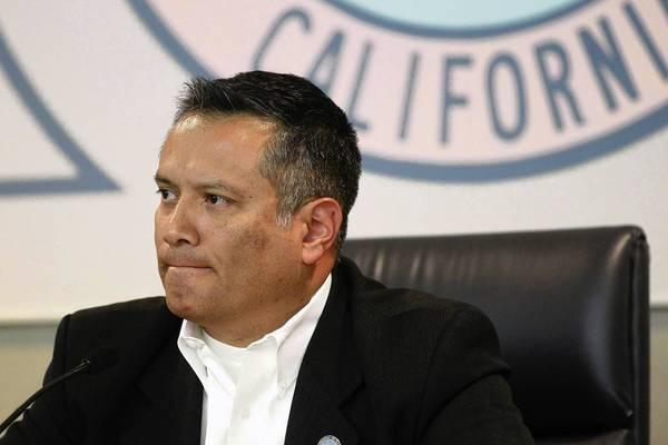 Former Councilman Mario Hernandez asked prosecutors to drop charges against ex-lover, Councilwoman Maribel de la Torre.
