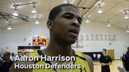 Harrison brothers dazzle AAU crowd at Baltimore City Community College
