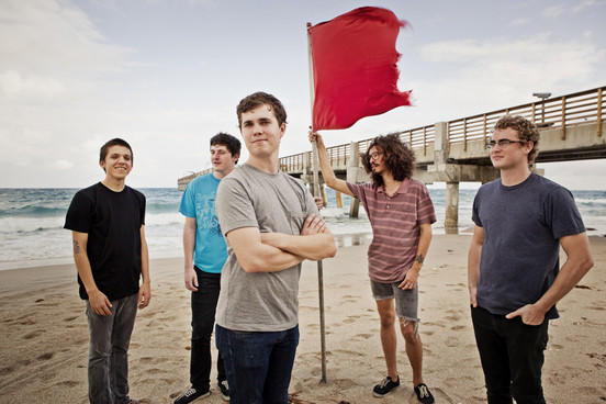 Surfer Blood will visit Virginia Beach next month.