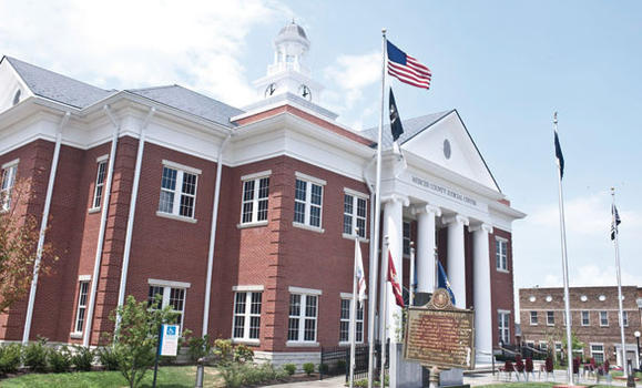 Mercer County Judicial Center