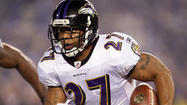 "The Ravens and Pro Bowl running back Ray Rice agreed to a five-year, $40 million extension Monday. Here's what other news outlets are saying about the big deal, which <a href=""http://www.baltimoresun.com/sports/ravens/ravens-insider/bal-ravens-reach-multiyear-deal-with-running-back-ray-rice-20120716,0,3221971.story"">makes Rice one of the NFL's highest-paid backs</a>."
