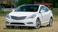 2012 Hyundai Azera: Review Notes