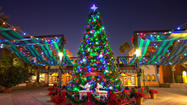 Busch Gardens: New Christmas Town event comes with jingle bells, whistles