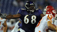 Bryan Hall hoping to make impact on Ravens' defensive line