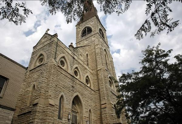 Zoning changes in Joliet could help a developer convert St. Marys Carmelite Church into senior housing.