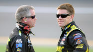 Crew chief change for slumping Carl Edwards