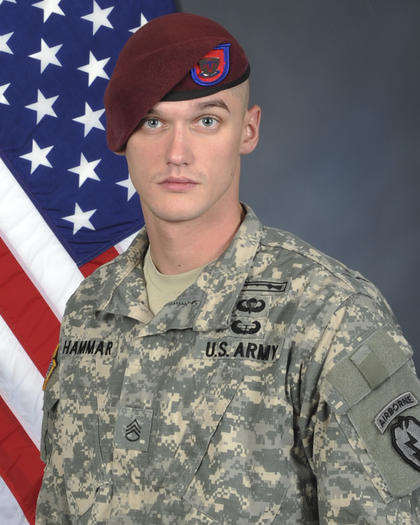 Photo: Staff Sgt. Eric Hammar