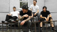 "New Jersey's The Gaslight Anthem releases its fourth album, <em>Handwritten</em>, next Tuesday, but for those who can't wait, NPR is streaming the full album right now.  <a href=""http://www.npr.org/2012/07/10/156551726/first-listen-the-gaslight-anthem-handwritten"" target=""_blank"">Click here to listen</a>."