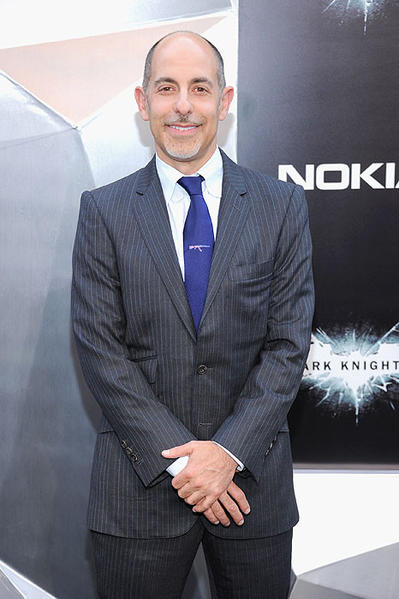 'Dark Knight Rises' premiere: Along with Christopher Nolan, writer David Goyer came up with the story for the film. /* Main div */ div.ent-tv-must-reads { width: 620px; margin-top: 15px; } /* Picks */ div.ent-pick { float: left; margin: 0px auto; width: 206px; } div.ent-pick img{ margin:3px 7px 2px 0px; height: 105px; width:187px; display: inline-block; float: left; } div.ent-pick a img { border: none; } div.ent-pick a { margin: 3px; } /* Headers */ div#content h2#title { margin: 3px 0px 0px 6px; width: 400px; } div#content h3#ent-hed { margin: 3px 0px 0px 6px; width: 200px; font-weight: 500; font-size: 13px; }  MORE ON DARK KNIGHT RISES:  PHOTOS: Tom Hardy, the next Brando?  VIDEO: Dark Knight Rises tracking is huge  ON SET: Nolan takes Batman to new place