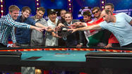 Maryland native Greg Merson makes World Series of Poker final table
