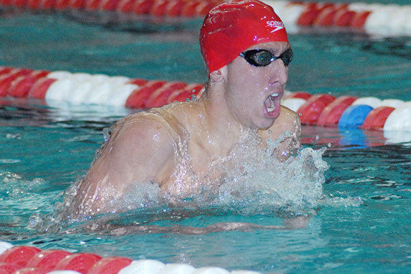 Nicholas Schwab, a Stoneman Douglas High School alum, will compete in the Swimming 200m freestyle for the Dominican Republic.