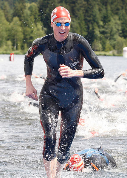 Laura Bennett from North Palm Beach will compete in Triathlon for USA.