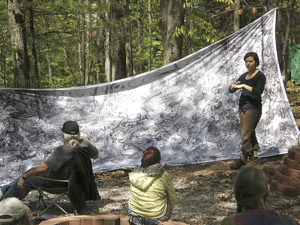 Stop the Kaboom, a weekend of music, guest speakers, art and presentations on how to stop mountaintop removal and fracking extraction practices will be held Friday, July 20, through Sunday, July 22.
