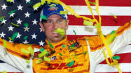 Ryan Hunter-Reay didn't know what to think or feel after he won Honda Indy Toronto on July 8. It was his third consecutive victory and moved him into the lead of the IZOD IndyCar Series points chase.