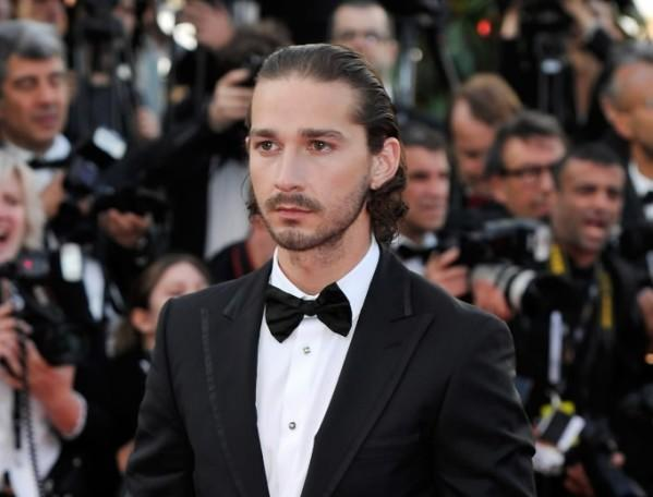 "Actor Shia LaBeouf attends the ""Lawless"" Premiere during the Cannes Film Festival at Palais des Festivals May 19, 2012 in Cannes, France"